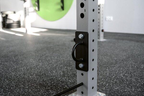 uchwyt na linę rope crossfit, ćwiczenia fitness, siłownia wrocław