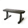 ławka do ćwiczeń prosta. trening na ławeczce, siłownia i klub crosfit