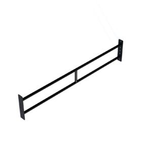 Drążek Pull-up podwójny 33/42 -180 cm
